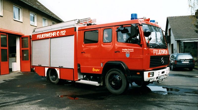 TLF 16/25 - heute Fahrzeug der Löschgruppe Buisdorf